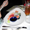 Yoshie's Deluxe Sushi Platter appetizer