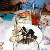 Mussels, clams, and shrimp - oh my.