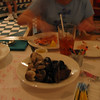 Another plate of mussels and clams