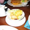 Fruit cup at Kona Cafe