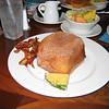 Tonga Toast at Kona Cafe