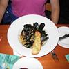 Prince Edward Island Mussels appetizer