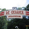 Entrance to Le Cellier