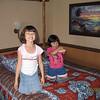 Posing the Polynesian room