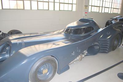 Batman's car in the orginal movie.