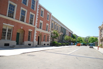Movie sets - for city streets