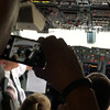 on our way to Washington DC