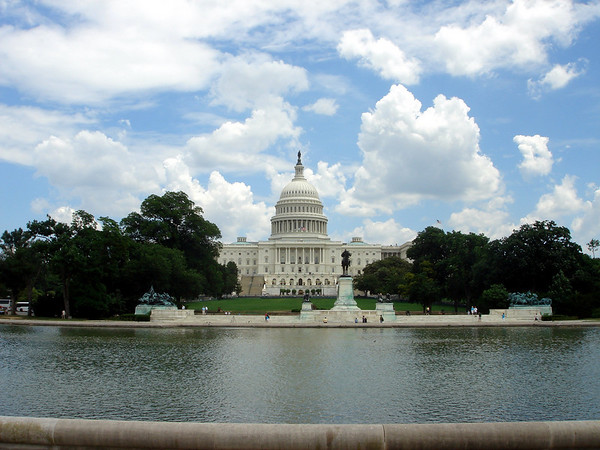 The United States Capitol in Washington, D.C.