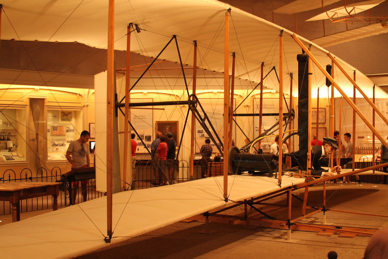 1903 Wright Flyer - National Air and Space Museum