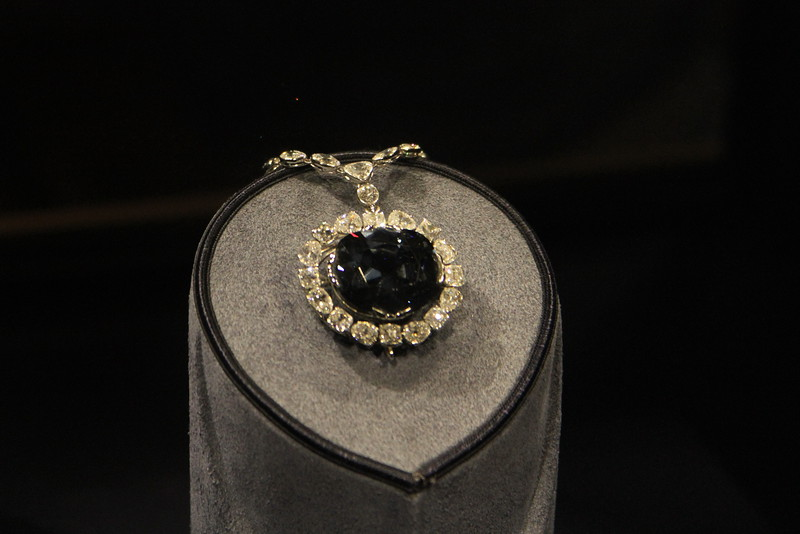 The Hope Diamond - Museum of Natural History