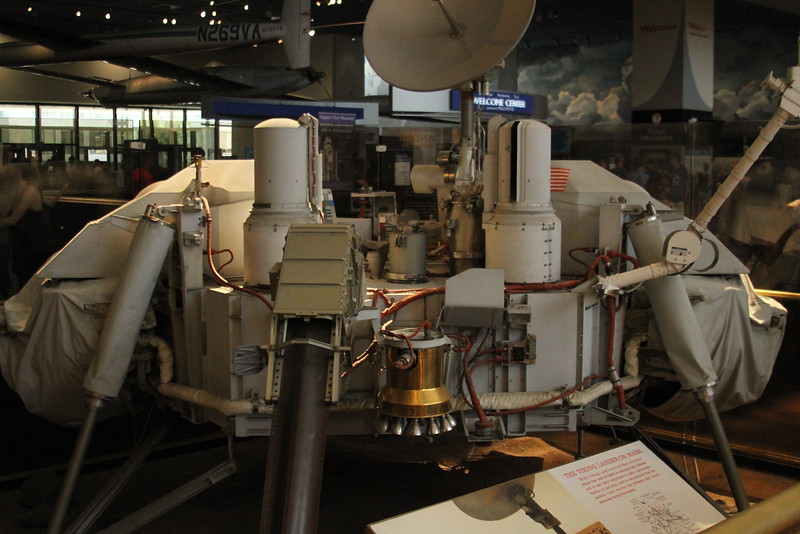 Viking Lander - National Air and Space Museum
