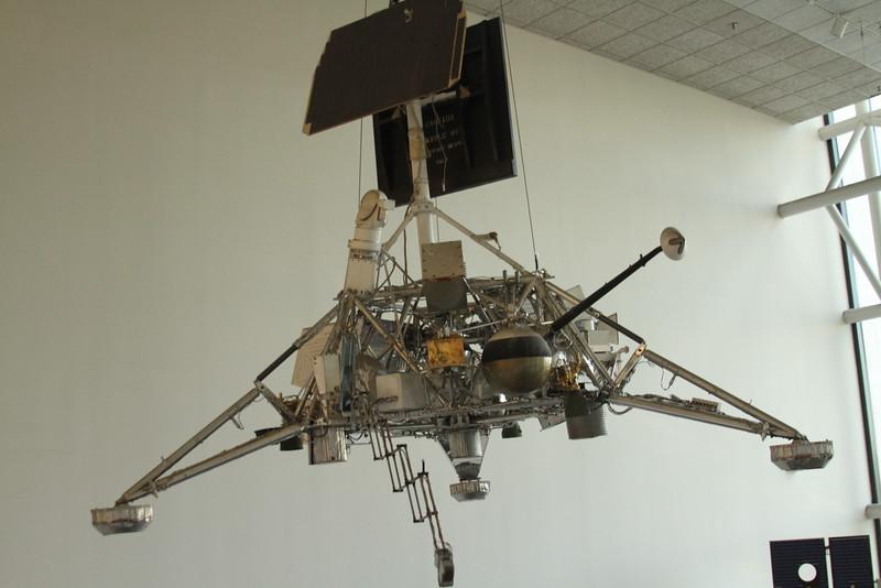 Surveyer - Pre apollo lunar lander