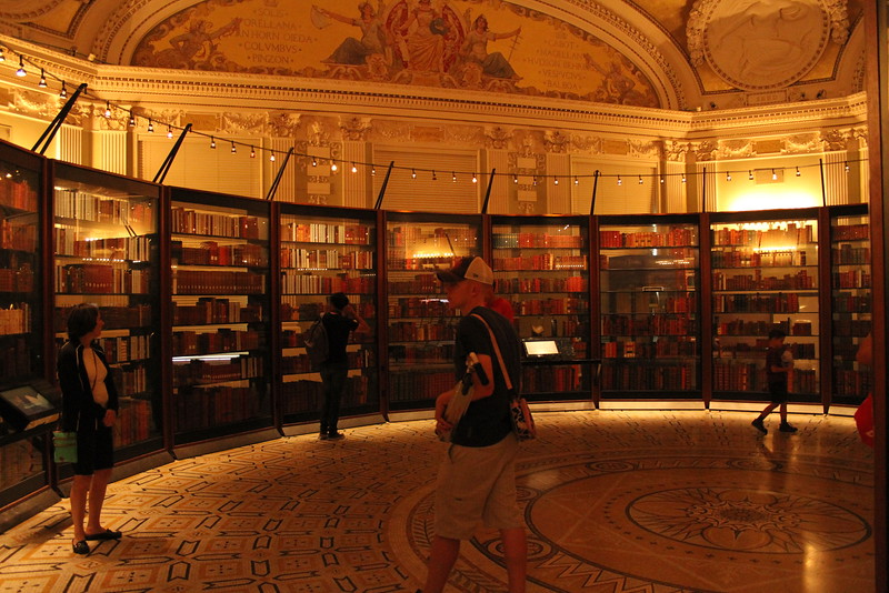 Thomas Jefferson's books at the Library of Congress