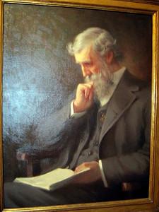 "June 23, 2010 - (The National Portrait Gallery / Washington D.C.) -- ""John Muir"" painting"