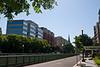 A view from Thomas Circle.<br /> -----<br /> Une vue à partir de Thomas Circle.