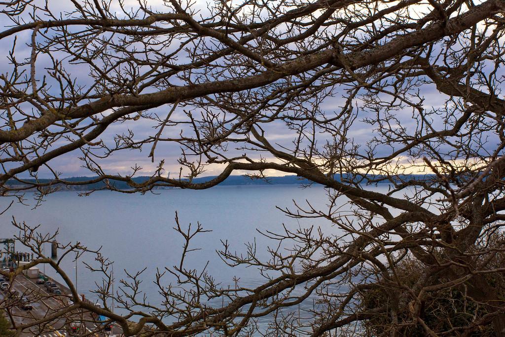 Port Townsend Bay WA