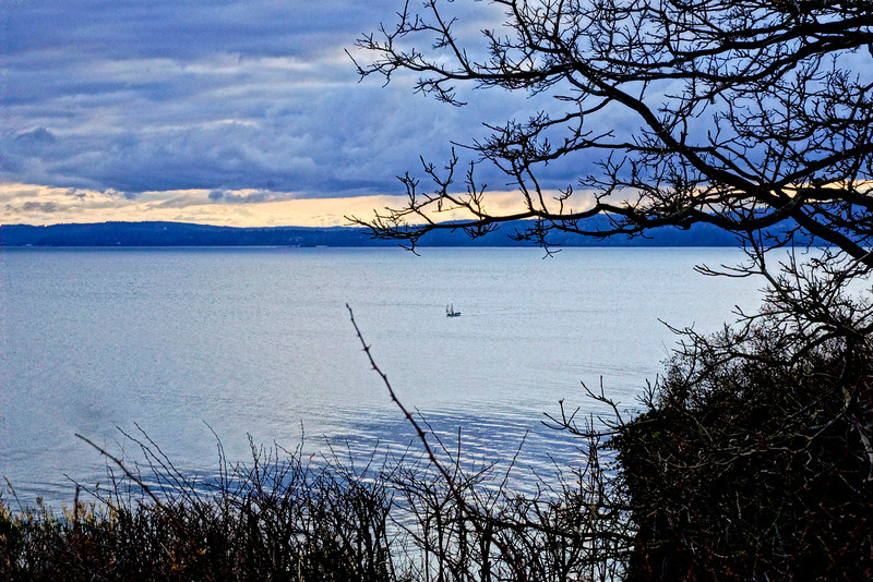 Port Townsend Bay, WA December 2011