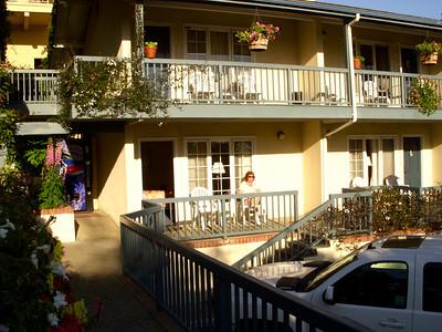Our Hotel in carmel The Dolphin Inn