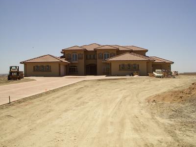 Arciero's New Home in Paso Robles