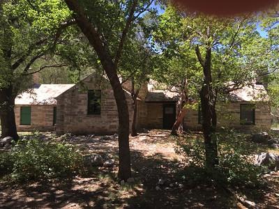 Pratt Cabin @ McKittrick Canyon Trail