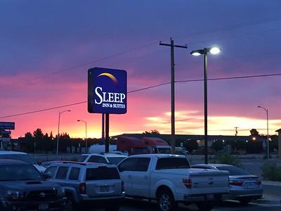 """Sunrise @ Carlsbad """"Sleep Inn & Suites"""""""