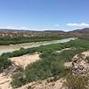 Boquillas, Mexico across Rio Grande from Boquillas Overlook