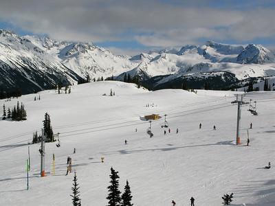 Whistler Ski Trip  2/08