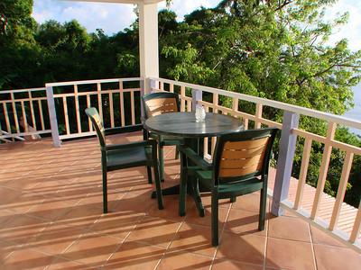 White Bay Villas Hillside Villas Photos, Video Links, Jost Van Dyke 2010 May
