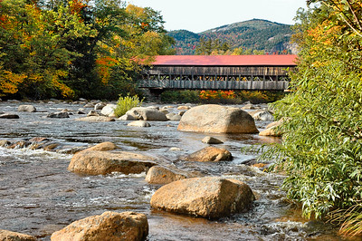 Albany NH - Covered Bridge