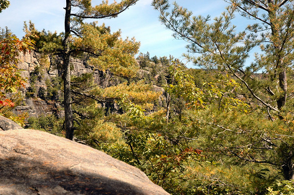 Albany NH - Boulder Loop Trail -