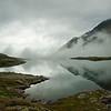 Mystic lake...