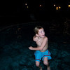 Wed. night at the pool!
