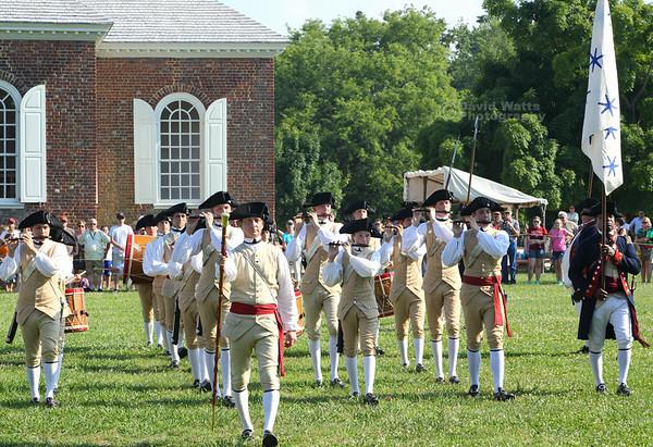 General Washington's Militia