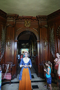 Governor's Palace Foyer