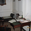 Writing desk at the Governor's Palace