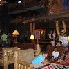 Main lobby at Great Wolf Lodge