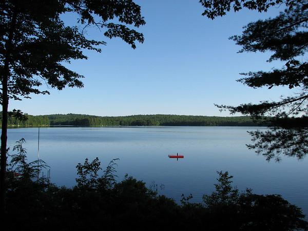 Wilson Lake vacation July 2007