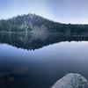 Sunrise at Miller Lake