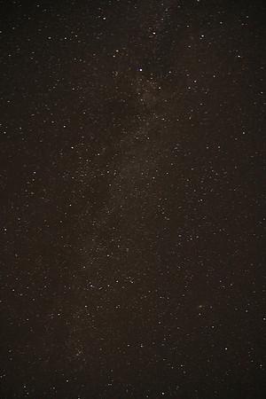 Lake Superior stars