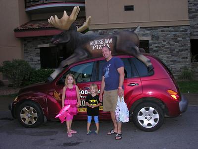 Wisconsin Dells August 16-19, 2010