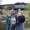 Alex, Fran, Todd and Cory at The House on the Rock ( 2011 )