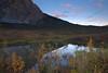 Reflections of Sukakpak Mountain