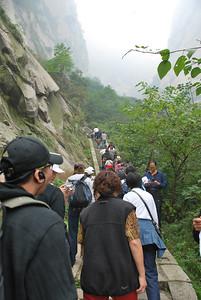 Xi'an - Huashan - October 3, 2008