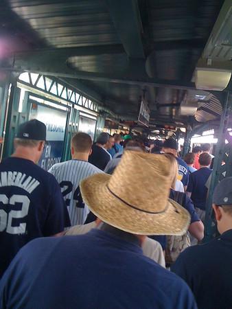 Yankee Game June 21 2008