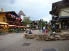 Another shot of the shopping area in Vail.