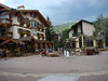 Roe and I took a drive to Vail, CO and this is a picture of one of the fountains in the shopping area.