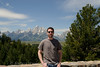 Me and the Grand Tetons