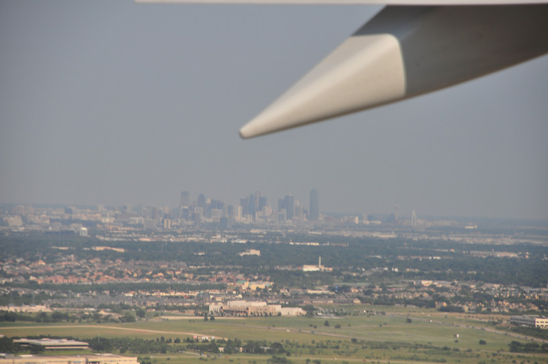 Leaving Dallas