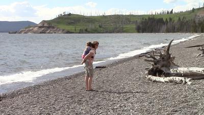 Sedge Bay, Yellowstone Lake