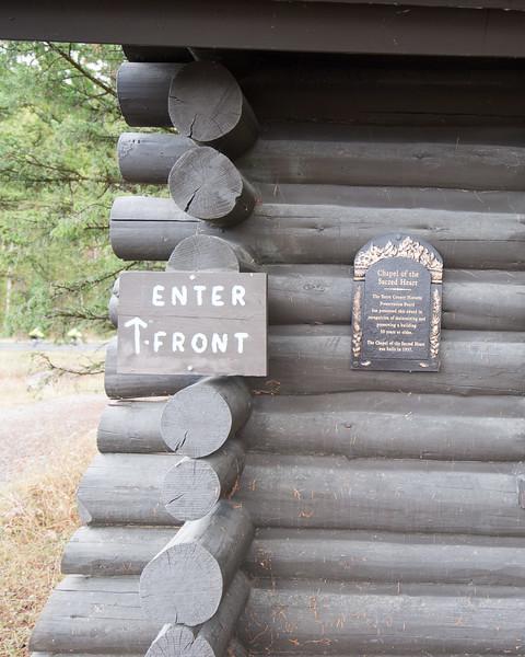Chapel of the Sacred Heart Grand Teton National Park